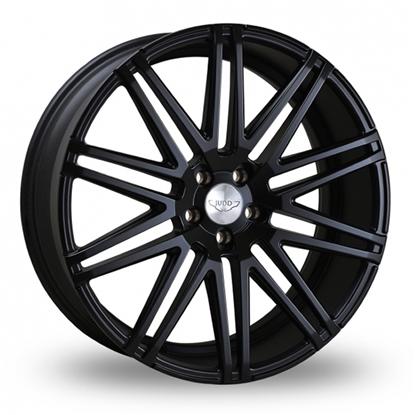 "21"" Judd T229 Satin Black Alloy Wheels"