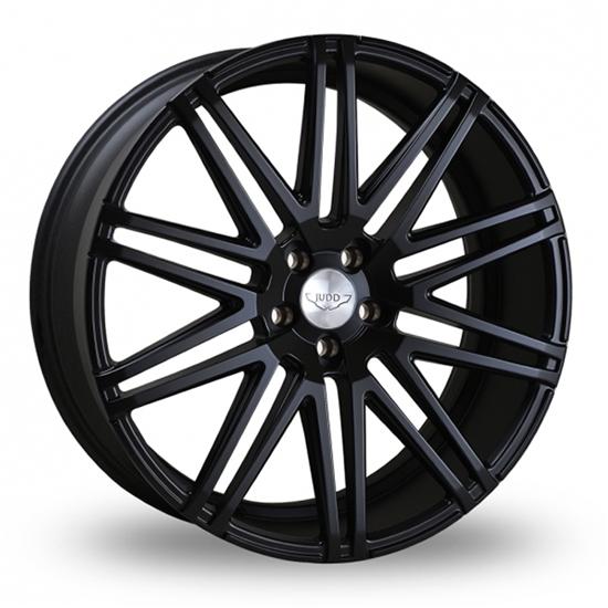"22"" Judd T229 Satin Black Alloy Wheels"