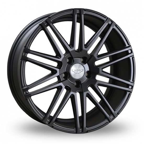"22"" Judd T229 Matt GunMetal Alloy Wheels"