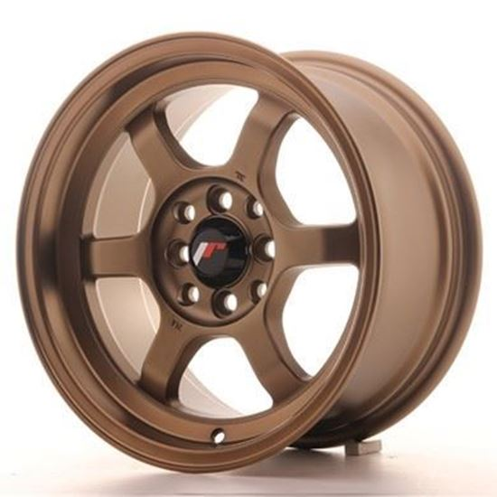 Japan Racing JR12 Dark Anodiz Alloy Wheels