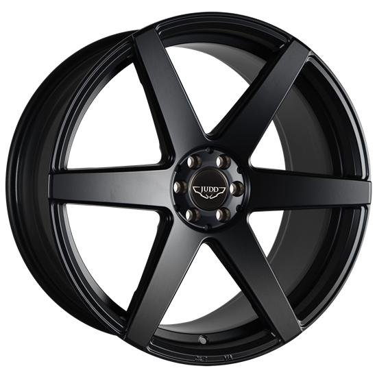 "20"" Judd T306 Matt Black Alloy Wheels"