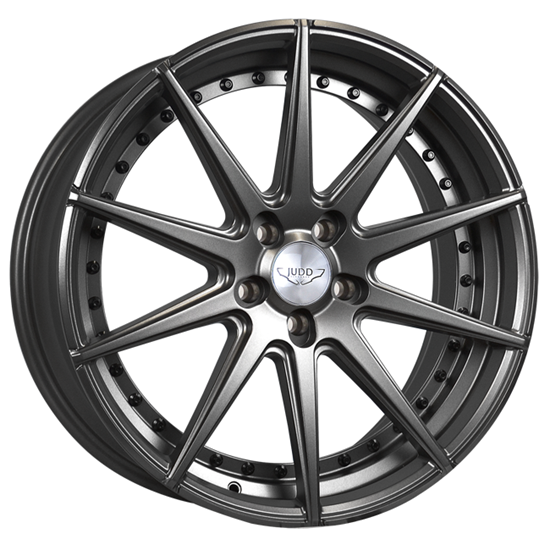 "20"" Judd T311 Matt GunMetal Alloy Wheels"