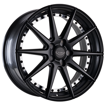 "20"" Judd T311 Satin Black Alloy Wheels"