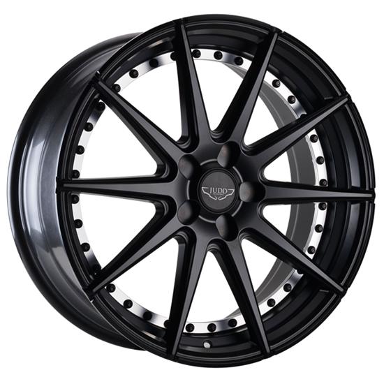 "20"" Judd T311 Satin Black Alloy Wheels"