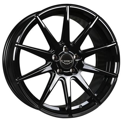 "19"" Judd T311R Gloss Black Alloy Wheels"