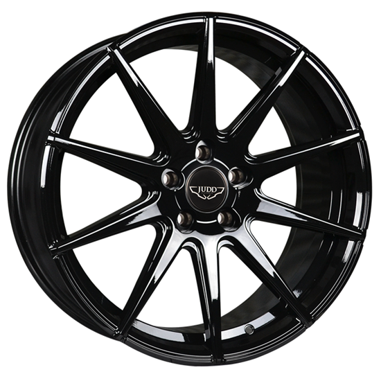 "19"" Judd T311R Gloss Black Alloy Wheels"