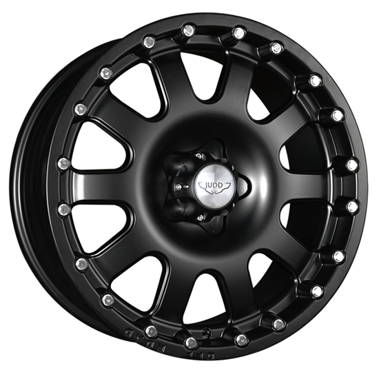 "20"" Judd T313 Matt Black Alloy Wheels"