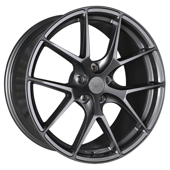 "20"" Judd T325 Gloss GunMetal Alloy Wheels"