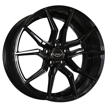 "20"" Judd T402 Gloss Black Alloy Wheels"