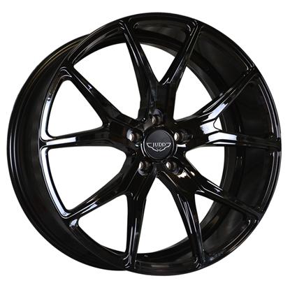 "21"" Judd T500 Gloss Black Alloy Wheels"