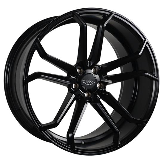 """20"""" Judd T502 Matt Black Alloy Wheels"""