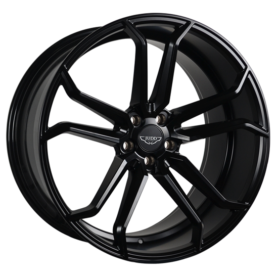 "22"" Judd T502 Matt Black Alloy Wheels"