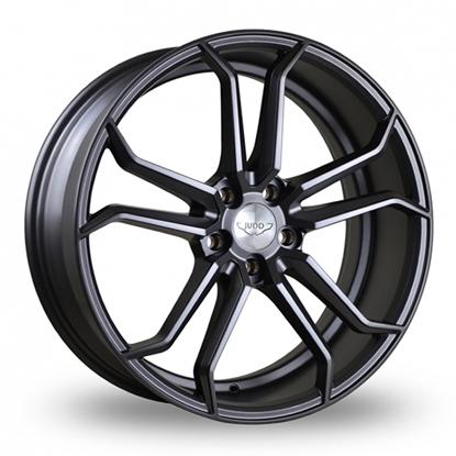 "20"" Judd T502 Matt GunMetal Alloy Wheels"