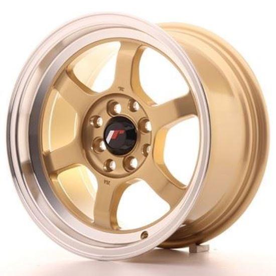 Japan Racing JR12 Gold Alloy Wheels
