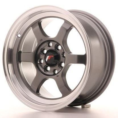 Japan Racing JR12 Gunmetal Alloy Wheels