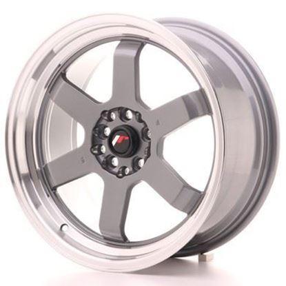 Japan Racing JR12 Gunmetal Alloy Wheels