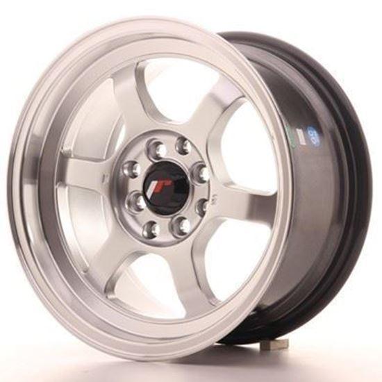 Japan Racing JR12 Hyper Silver Alloy Wheels