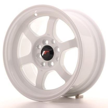 Japan Racing JR12 White Alloy Wheels