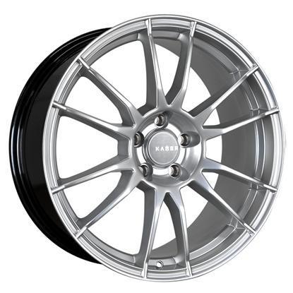 """18"""" Kambr 250Z Hyper Silver Alloy Wheels"""
