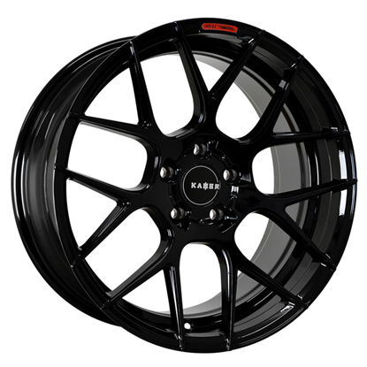 "18"" Kambr 320S Gloss Black Alloy Wheels"