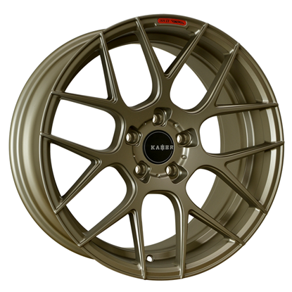"18"" Kambr 320S Satin Bronze Alloy Wheels"