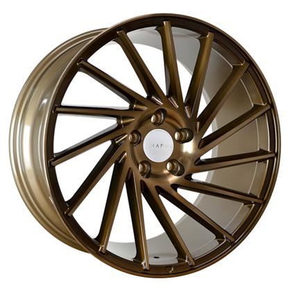 "18"" Kambr 400R Hyper Bronze Alloy Wheels"