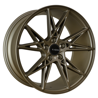 "18"" Kambr 500X Satin Bronze Alloy Wheels"