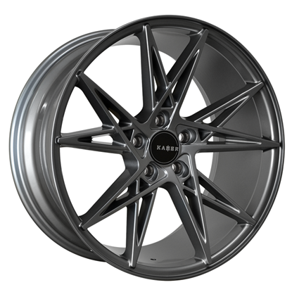 "18"" Kambr 500X Gloss GunMetal Alloy Wheels"