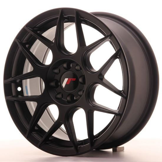 Japan Racing JR12 Matt Black Alloy Wheels