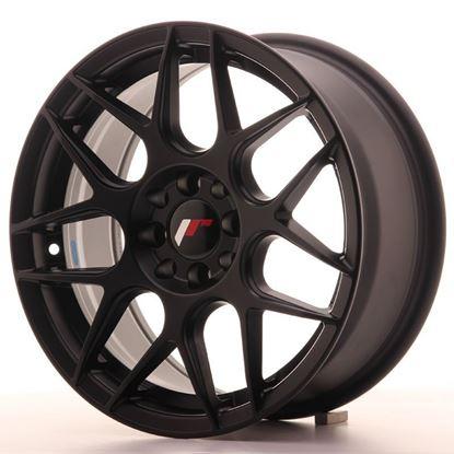 Japan Racing JR12 Matt Black Alloy Wheels