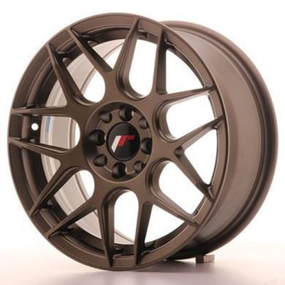 Japan Racing JR18 Bronze Alloy Wheels