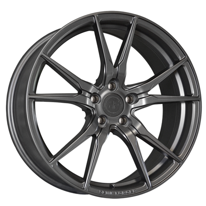 "19"" 2Forge ZF2 Matt GunMetal Alloy Wheels"