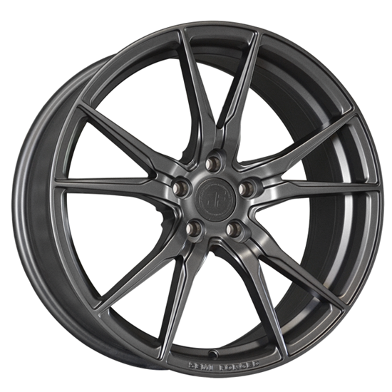 "19"" 2Forge ZF2 Matt GunMetal Alloy Wheels"