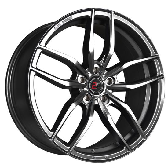 "19"" 2Forge ZF3 Matt GunMetal Alloy Wheels"