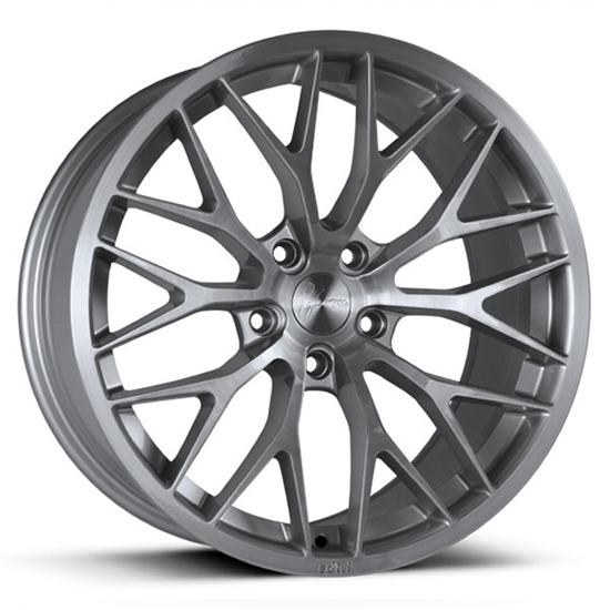 "19"" 1Form Edition 1 EDT.1 Brushed Graphite Alloy Wheels"