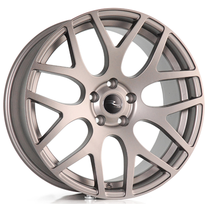 "20"" River R-5 Matt Titanium Alloy Wheels"