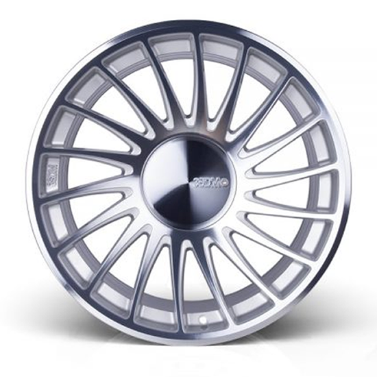 "19"" 3SDM 0.04 Silver Cut Alloy Wheels"