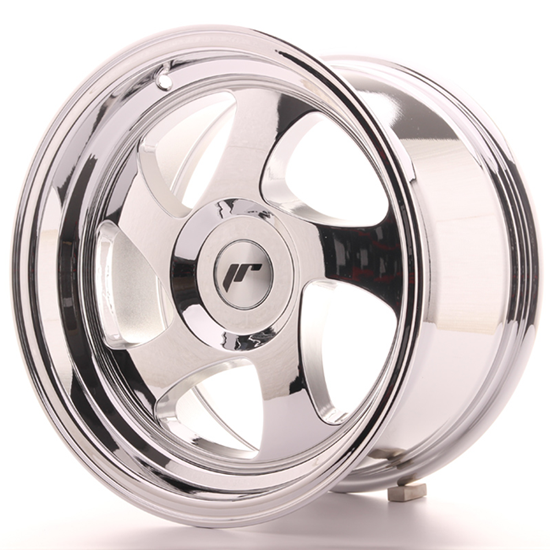 "15"" Japan Racing JR15 Vacum Chrome Alloy Wheels"