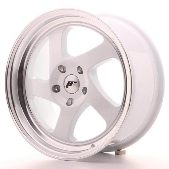 "16"" Japan Racing JR15 White Alloy Wheels"