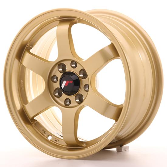 "16"" Japan Racing JR3 Gold Alloy Wheels"