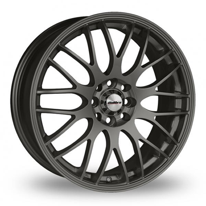 "17"" Calibre Motion Gun Metal Alloy Wheels"