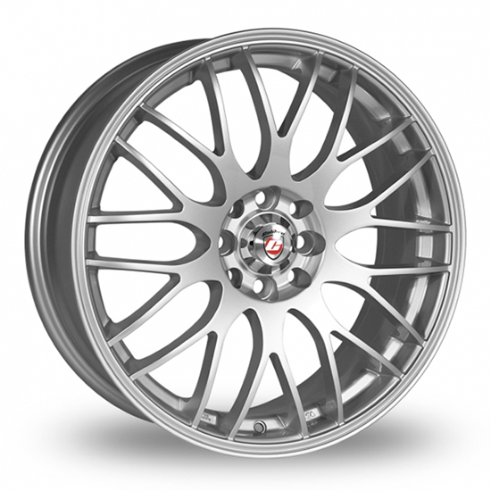 "18"" Calibre Motion Silver Alloy Wheels"