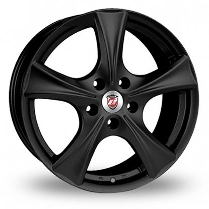 """18"""" Calibre Trek Black Alloy Wheels"""