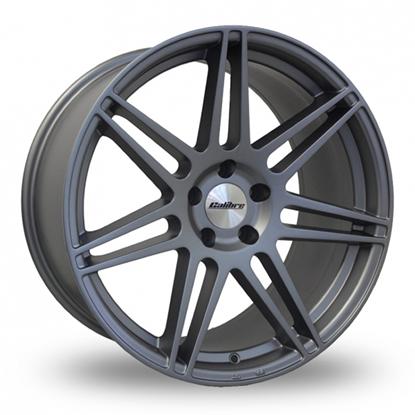 "18"" Calibre CC-R Gun Metal Alloy Wheels"