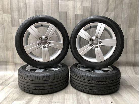 """17"""" Genuine Audi TT Alloys and Tyres. Suit Audi TT"""
