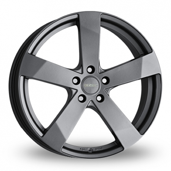 "15"" Dezent TD Graphite Alloy Wheels"