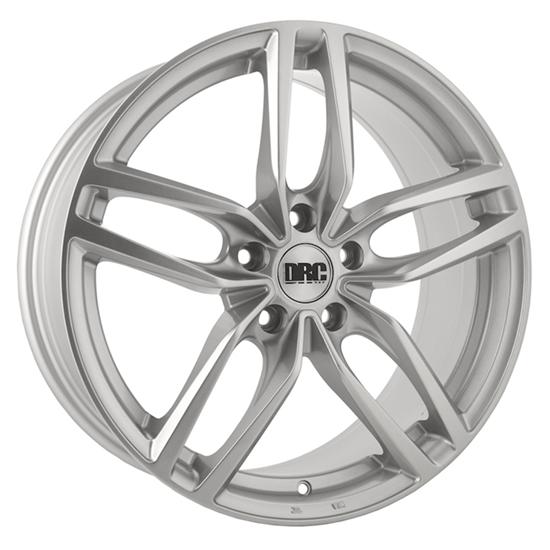 "18"" DRC DRS Silver Alloy Wheels"
