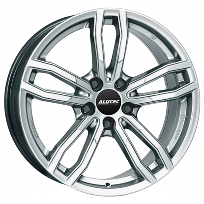 "18"" Alutec Drive Polar Silver Alloy Wheels"