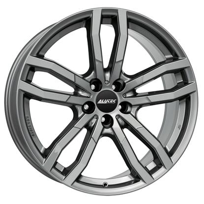 """19"""" Alutec DriveX Metal Grey Alloy Wheels"""