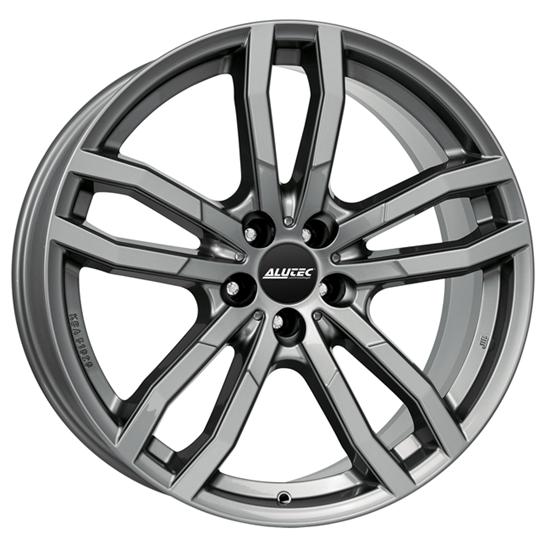 """21"""" Alutec DriveX Metal Grey Alloy Wheels"""